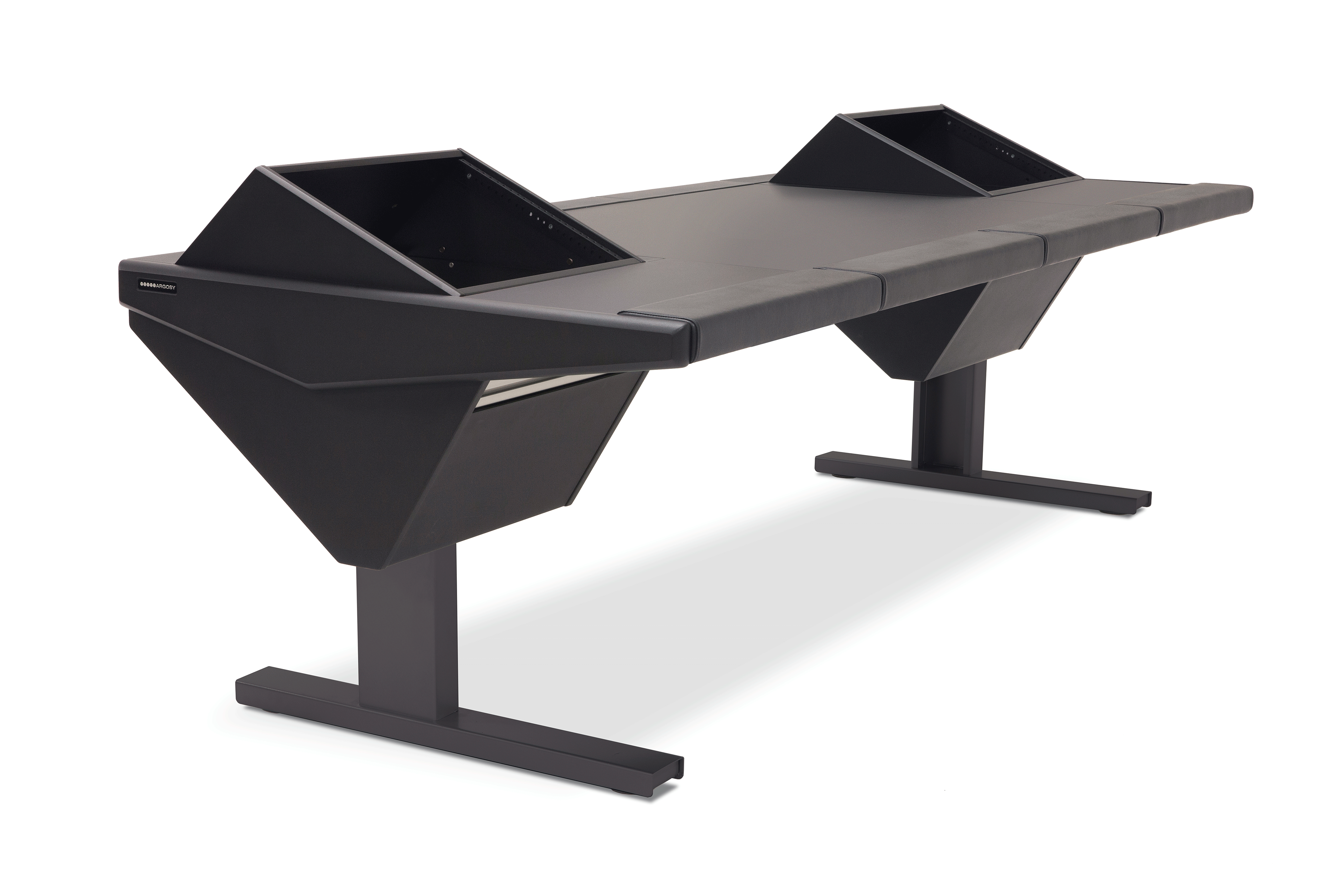 """Eclipse Universal With 50"""" Desk and 2 Rack Modules"""