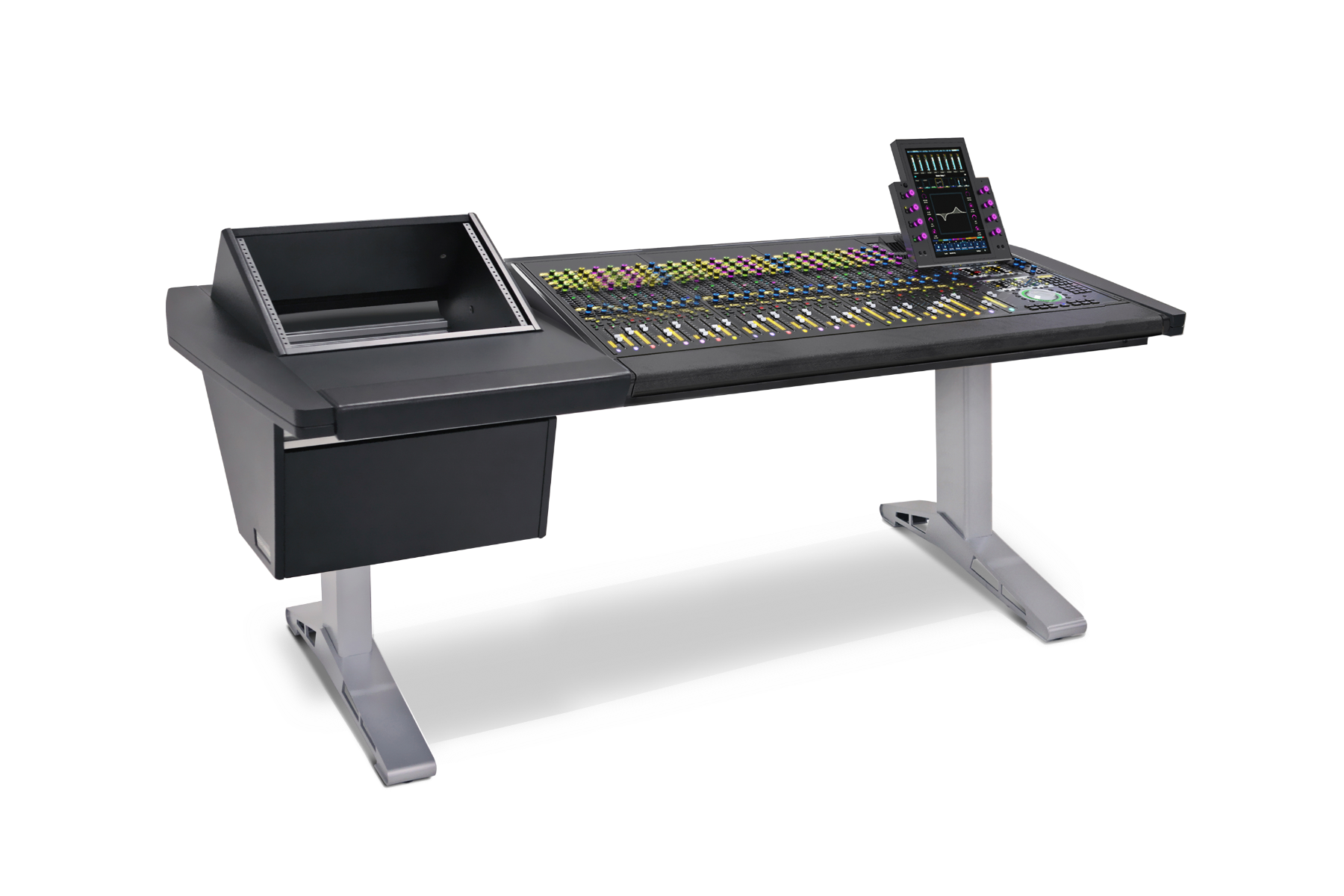 24 Fader System with Rack (L)