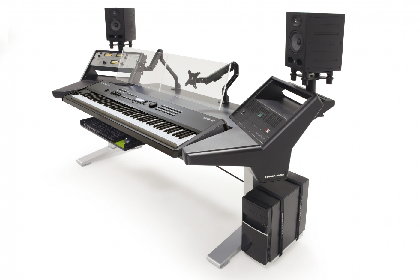 Argosy Keyboard Workstation : argosy console studio furniture ~ Vivirlamusica.com Haus und Dekorationen
