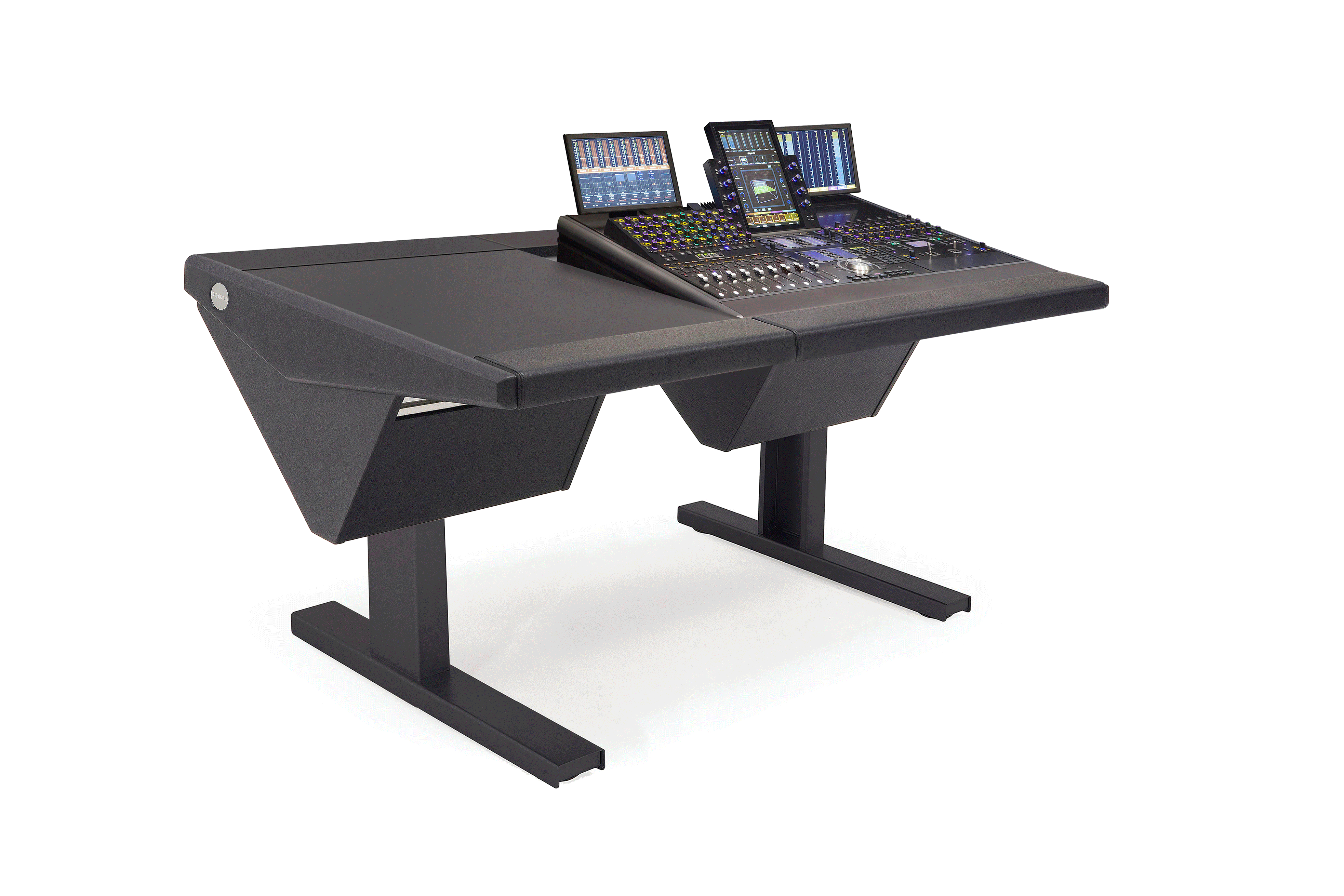 S4 - 3 Foot Wide Base System with Desk (L)