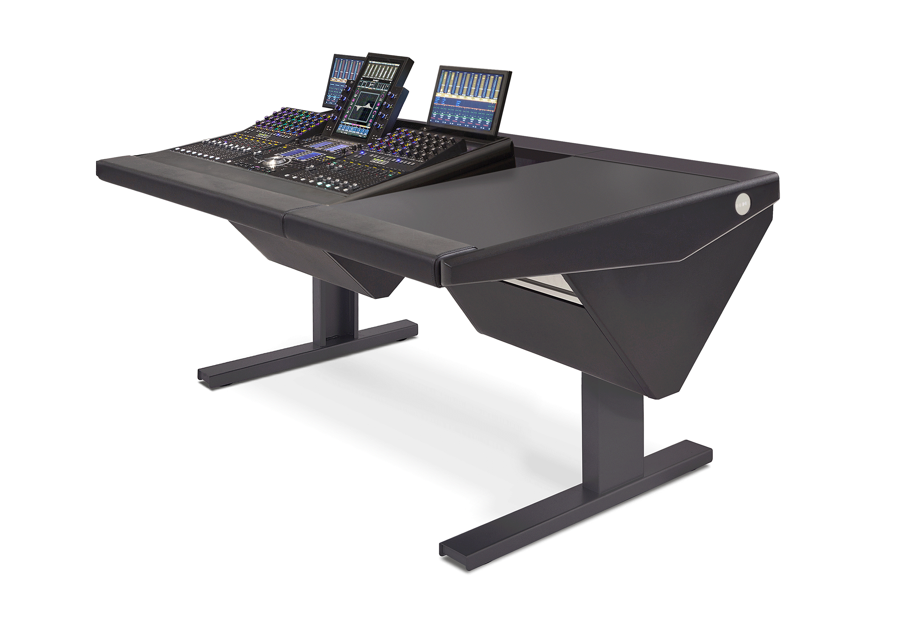 S4 - 3 Foot Wide Base System with Desk (R)